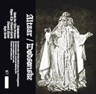 ALTAAR Dødsønske album cover