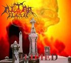 ALTAR OF FLESH Vilified album cover