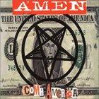 AMEN Coma America album cover