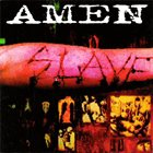 AMEN Slave album cover