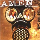 AMEN The Price Of Reality album cover