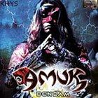 AMUK Dendam album cover