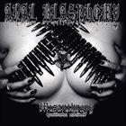 ANAL BLASPHEMY Misanthropy (Purification Manifest) album cover