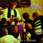 ANAL BLASPHEMY Sermons of a Sodomite album cover