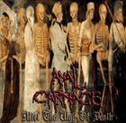 ANAL CARNAGE Meet the Way of Death album cover