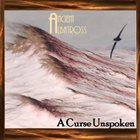 ANCIENT ALBATROSS A Curse Unspoken album cover