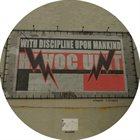 ...AND OCEANS Yerushalayim Érez HaQodeš / With Discipline upon Mankind album cover