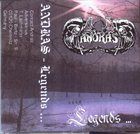 ANDRAS Legends... album cover