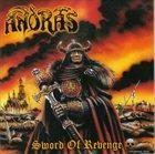 ANDRAS Sword of Revenge album cover