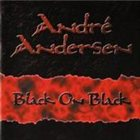 ANDRÉ ANDERSEN Black on Black album cover