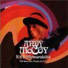 ANDY MCCOY R 'N' R Memorabilia: The Best Solo Tracks So Far album cover