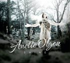 ANETTE OLZON Shine album cover