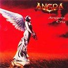 ANGRA Angels Cry album cover