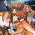 ANGRA Holy Live album cover