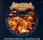 ANGRA Rebirth World Tour: Live in São Paulo album cover
