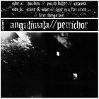 ANGULIMALA Petrichor album cover