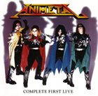 ANIMETAL Complete First Live album cover