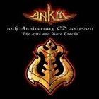 ANKLA 10th Anniversary CD 2001-2011 album cover