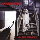 ANNIHILATOR — Alice in Hell album cover