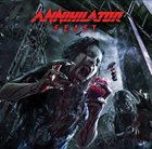 ANNIHILATOR Feast album cover