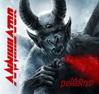 ANNIHILATOR For the Demented album cover