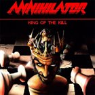 ANNIHILATOR King of the Kill album cover
