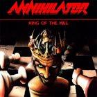 ANNIHILATOR — King of the Kill album cover