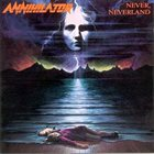 ANNIHILATOR Never, Neverland preproduction demo album cover