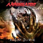 ANNIHILATOR Schizo Deluxe album cover