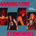 ANNIHILATOR Stonewall album cover