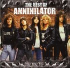 ANNIHILATOR The Best Of Annihilator album cover