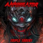 ANNIHILATOR Triple Threat album cover