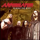ANNIHILATOR Waking the Fury album cover