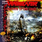 ANNIHILATOR Welcome to Your Death album cover