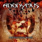 ANONYMUS Chapter Chaos Begins album cover