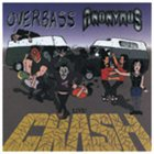 ANONYMUS Crash Live album cover