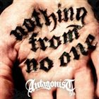 ANTAGONIST A.D. Nothing from No One album cover