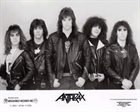 ANTHRAX 1983 Demo album cover