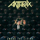 ANTHRAX Among The Living album cover