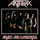 ANTHRAX Armed And Dangerous album cover