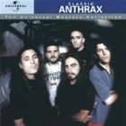 ANTHRAX Classic Anthrax: The Universal Masters Collection album cover