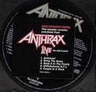 ANTHRAX Drocernikuftaerg album cover