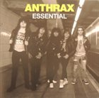 ANTHRAX Essential album cover