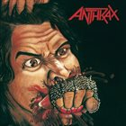 ANTHRAX Fistful Of Metal album cover