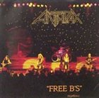 ANTHRAX Free B's album cover
