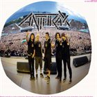 ANTHRAX Live At The Sonisphere album cover
