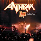 ANTHRAX Live: The Island Years album cover