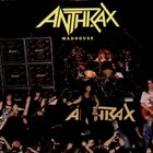 ANTHRAX Madhouse album cover