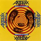 ANTHRAX State Of Euphoria album cover