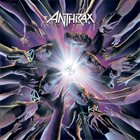 ANTHRAX We've Come For You All album cover